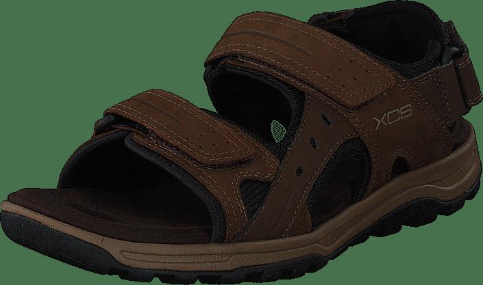 Rockport - Tt Adjustable Sandal Brown