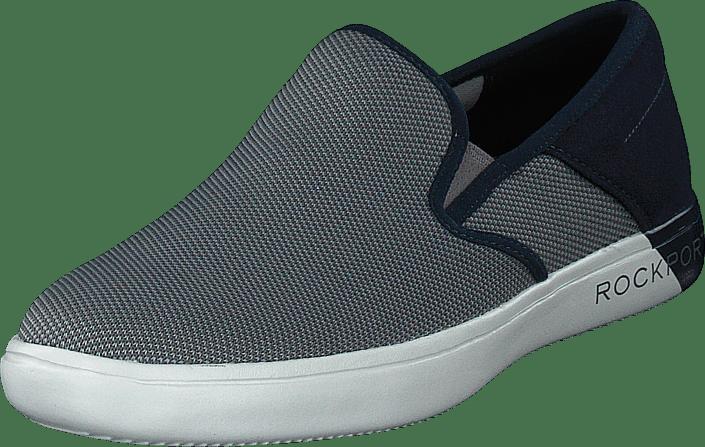 Rockport - Cl Colle Slipon Mesh Grey Multi Mesh