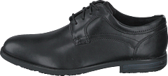 Dustyn Plain Toe Black 2