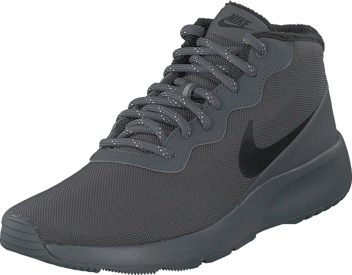 Nike - Tanjun Chukka Dark Grey/black-green Glow