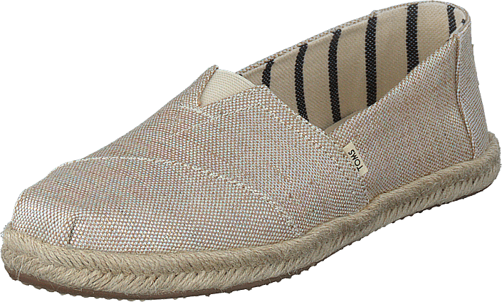 Toms - Natural Pearlized Metalli Wm A Natural