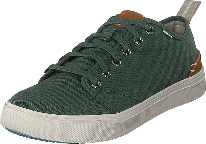 Toms - Bonsai Green Canvas Mn Trvlo S Green