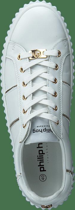 Kjøp Philip Hog Mila White sko Online   FOOTWAY.no