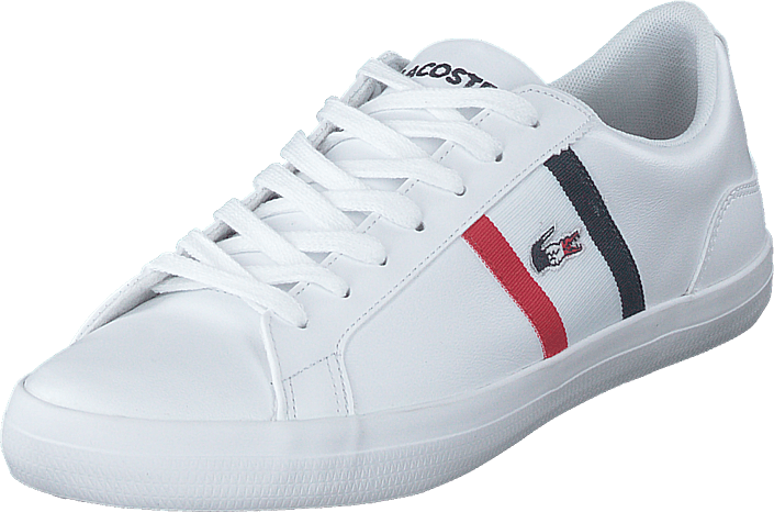 Lacoste - Lerond Tri1 Cma Wht/nvy/red