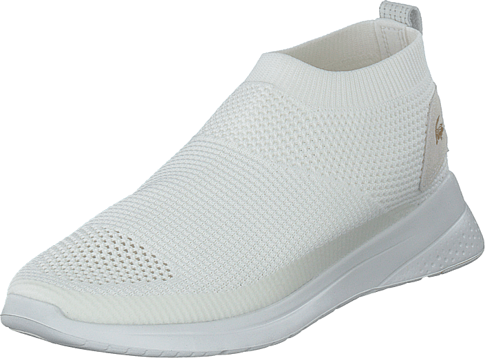 Lacoste - Lt Fit Sock 120 2 Sma Off Wht/off Wht