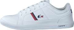 Europa Tri1 Sma Wht/nvy/red