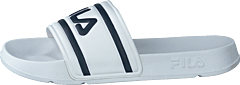 Morro Bay Slipper 2.0 White