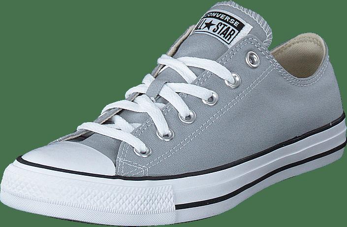 Chuck Taylor All Star Ox Wholf Grey/white