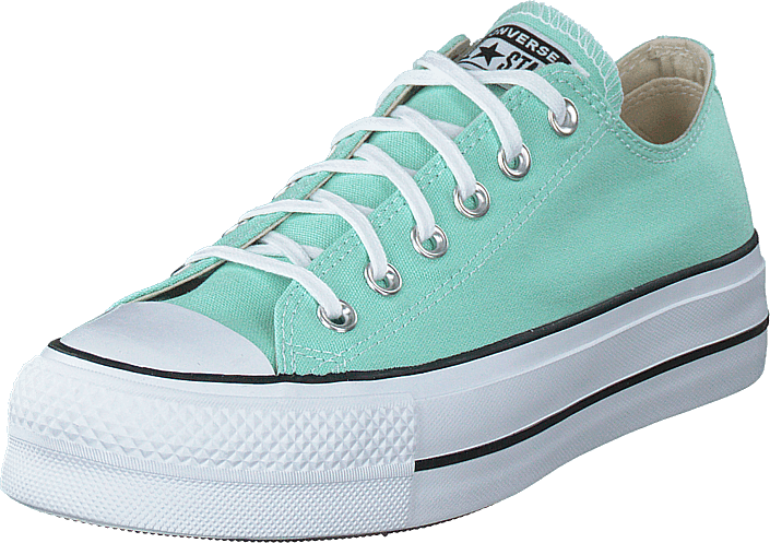 Converse - Chuck Taylor All Star Lift Sea Ocean Mint/white/black