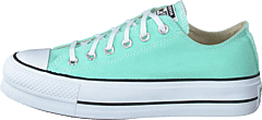Chuck Taylor All Star Lift Sea Ocean Mint/white/black