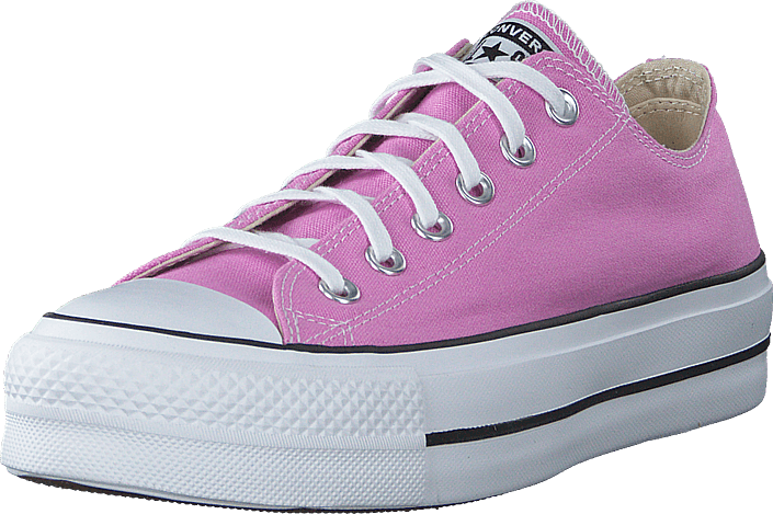 Converse - Chuck Taylor All Star Lift Sea Peony Pink/white/black
