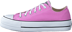 Chuck Taylor All Star Lift Sea Peony Pink/white/black