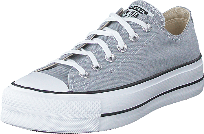 Converse - Chuck Taylor All Star Lift Sea Wolf Grey/white/black