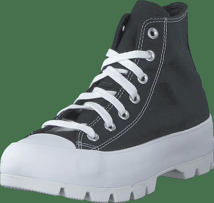 Chuck Taylor All Star Lugged Black/white/black