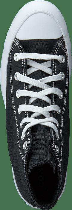 Kjøp Converse Chuck Taylor All Star Lugged Black/white/black Sko Online
