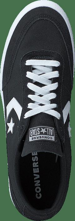 Kjøp Converse Net Star Classic Suede Black/white/white Sko Online