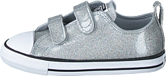 Chuck Taylor All Star 2v Coate Wolf Grey/black/white