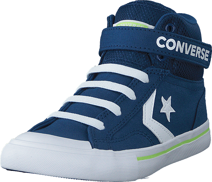 Converse - Pro Blaze Hi Court Blue/lemongrass