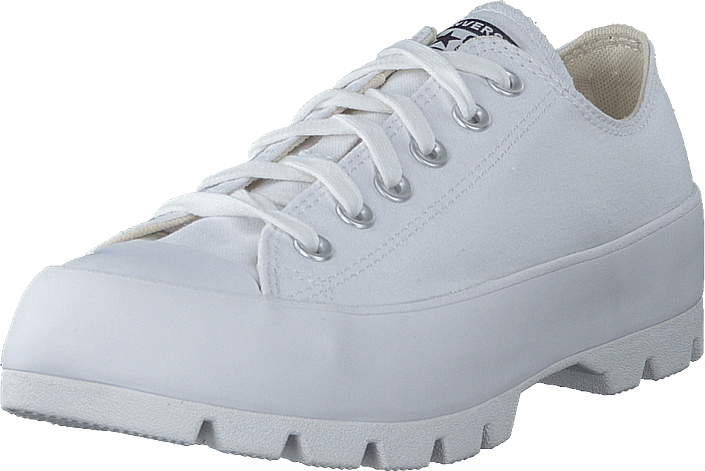 Converse - Chuck Taylor All Star Lugged O White