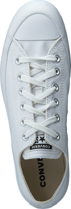 Chuck Taylor All Star Lugged O White