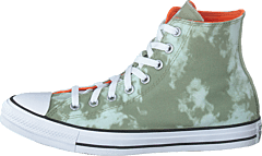 Chuck Taylor All Star - Hi Street Sage/ White/black