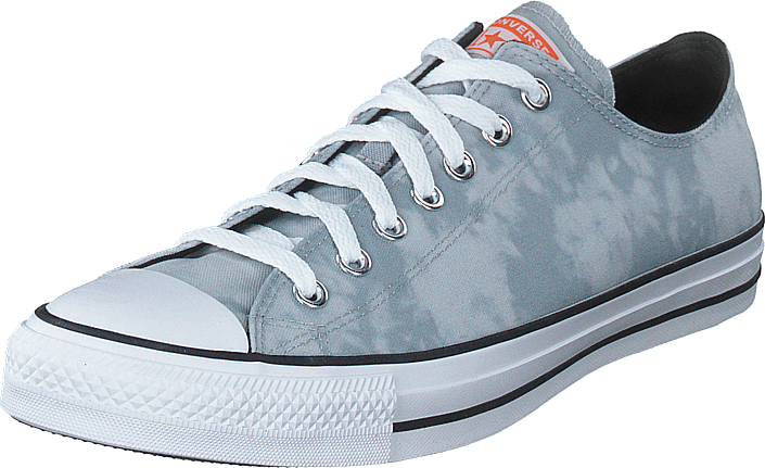 Converse - Chuck Taylor All Star Ox White/black/white/grey
