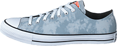 Chuck Taylor All Star Ox White/black/white/grey