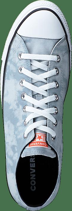 Kjøp Converse Chuck Taylor All Star Ox White/black/white/grey Sko Online