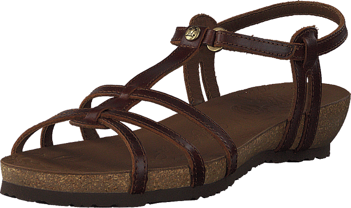 Panama Jack - Dori Clay Pull Up Cuero/bark