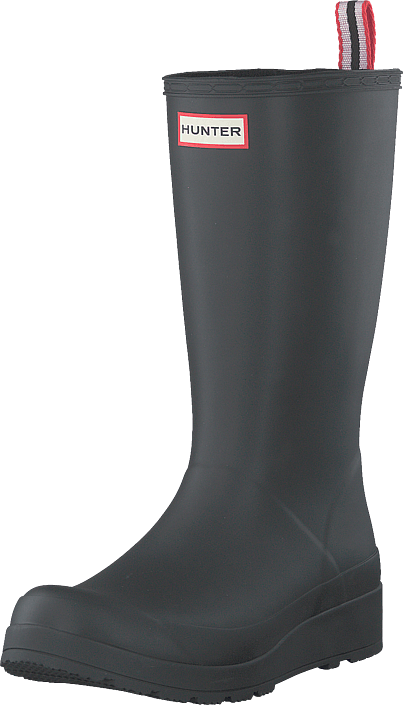 Play Boot Tall Black