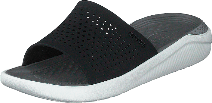 Crocs - Literide Slide Black/smoke