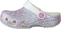Classic Glitter Clog K Oyster