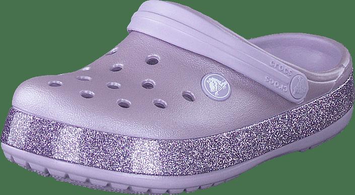 Crocs - Crocband Glitter Clog K Lavender