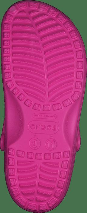 Kjøp Crocs Classic Electric Pink Sko Online