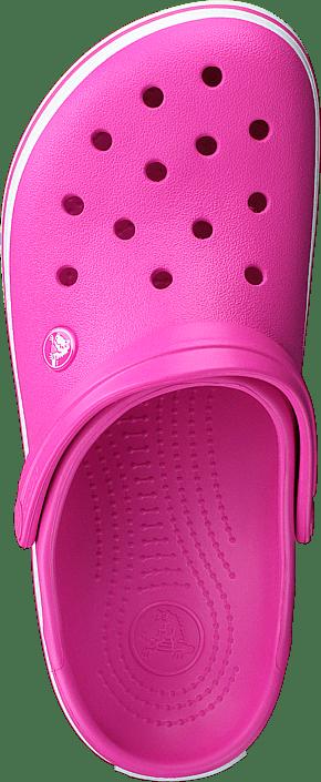 Crocs Crocband Electric Pink/white 39514876