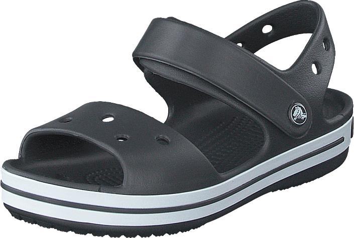 Crocband Sandal Kids Graphite