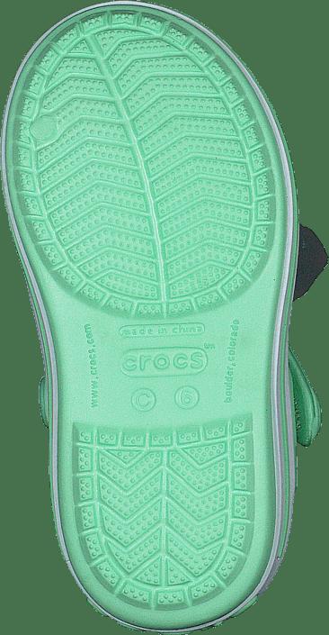 Crocband Sandal Kids Neo Mint
