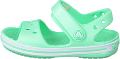 Crocband Sandal Kids Neo Mint