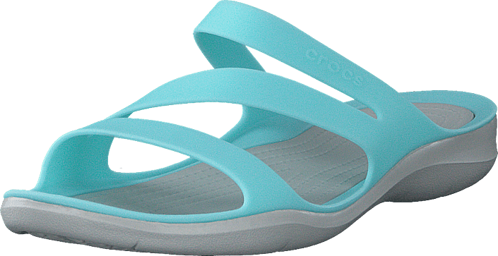 Crocs - Swiftwater Sandal W Ice Blue/pearl White