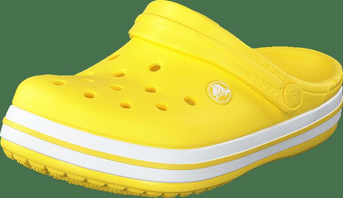 Crocband Clog K Lemon
