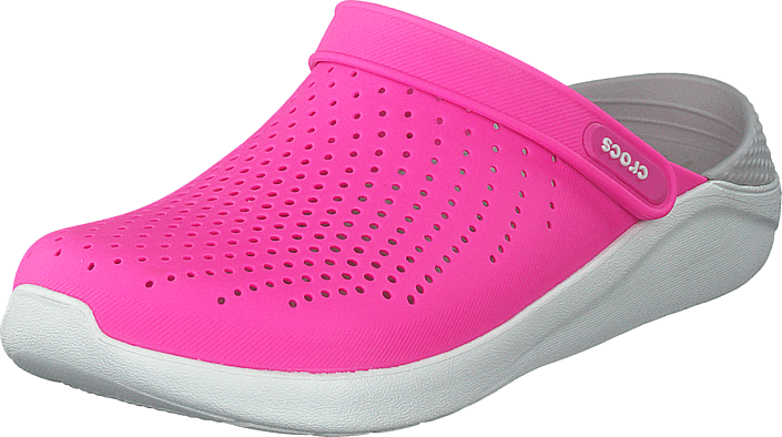 Crocs - Literide Clog Electric Pink/almost White