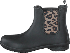 Crocs Freesail Chelsea Boot W Leopard/black