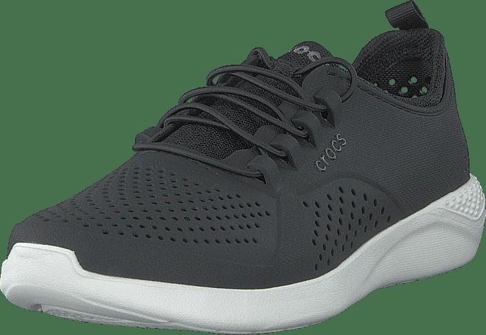Crocs - Literide Pacer K Black/white