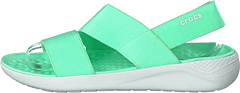 Literide Stretch Sandal W Neo Mint/almost White