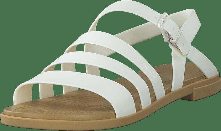 Crocs - Crocs Tulum Sandal W Oyster/tan
