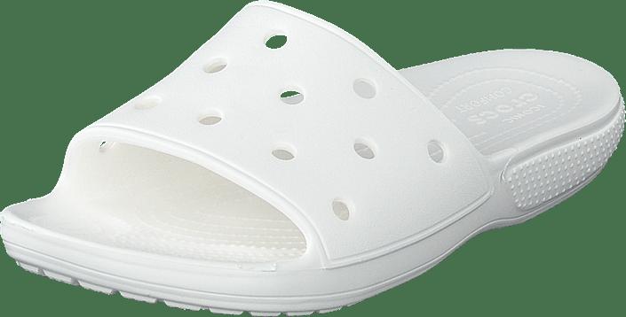 Crocs - Classic Crocs Slide White