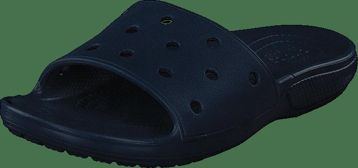 Classic Crocs Slide Navy