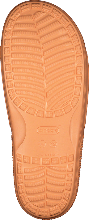 Kjøp Crocs Classic Slide Cantaloupe Sko Online