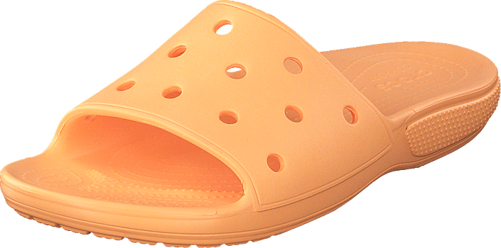 Crocs - Classic Crocs Slide Cantaloupe