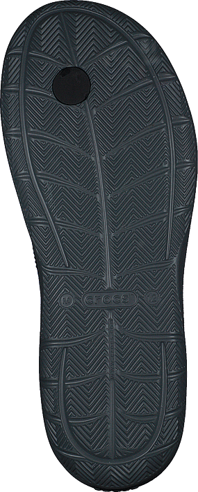 Crocs Swiftwater Wave Flip M Black/slate Grey Chaussures Homme